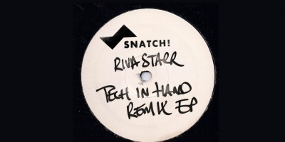 Riva Starr – Tech In Hand Remix EP